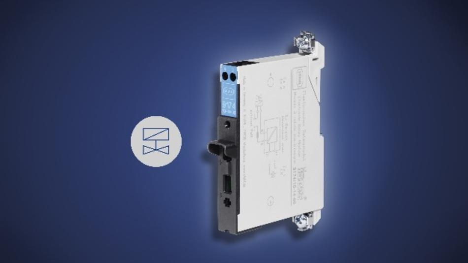 Elektronisches Relais-Modul für den Einsatz in Ex-Bereichen der Zone 1
