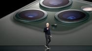 Apple Keynote Tim Cook Smartphone