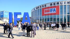 IFA 2019 Eingang Süd