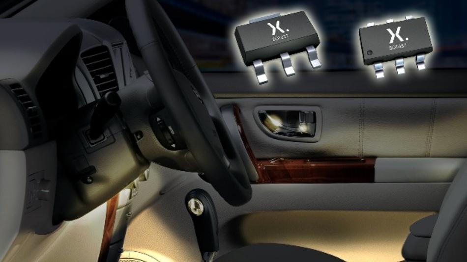 Automotive-qualifizierte LED-Treiber