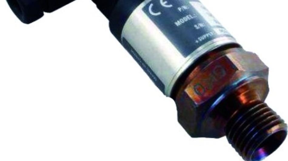 Vielseitige Einsatzmöglichkeiten dank wählbarer Ausgangsoption: Die Drucktransmitter der Serie M3200 von Amsys