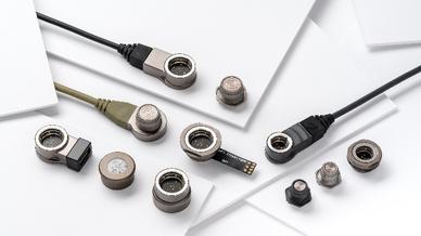 Die Erweiterungen und neuen aktiven Bauteile basieren auf der modularen Verbindungstechnik des LP360TM-Steckverbinders .