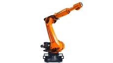 Roboter aus der Serie 'KRQuantec' von Kuka