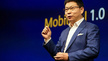 IFA Richard Yu Huawei Smartphone