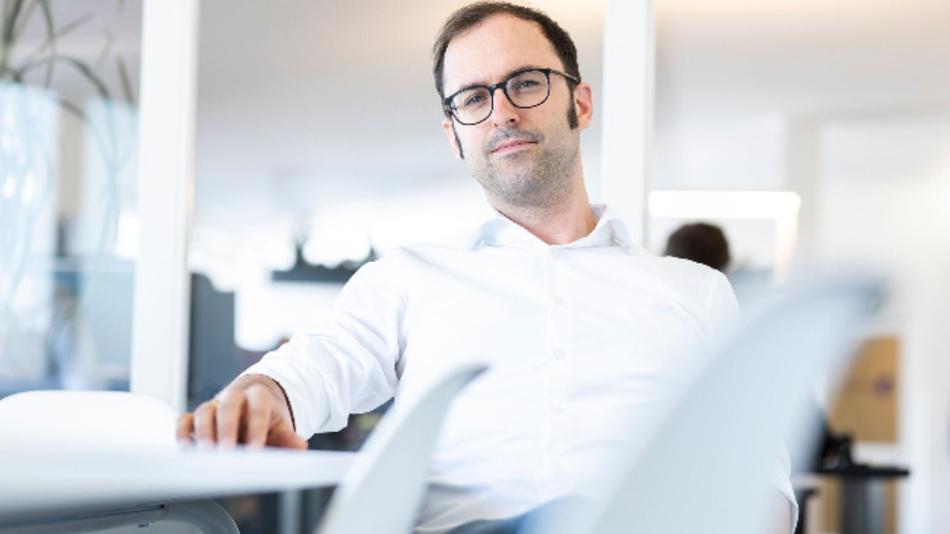 Lasse Rheingans, Geschäftführer Rheingans Digital Enabler: »Wenn man Menschen mehr Freiraum gibt, sind sie motiviert und finden leichter in ihr Potenzial.«
