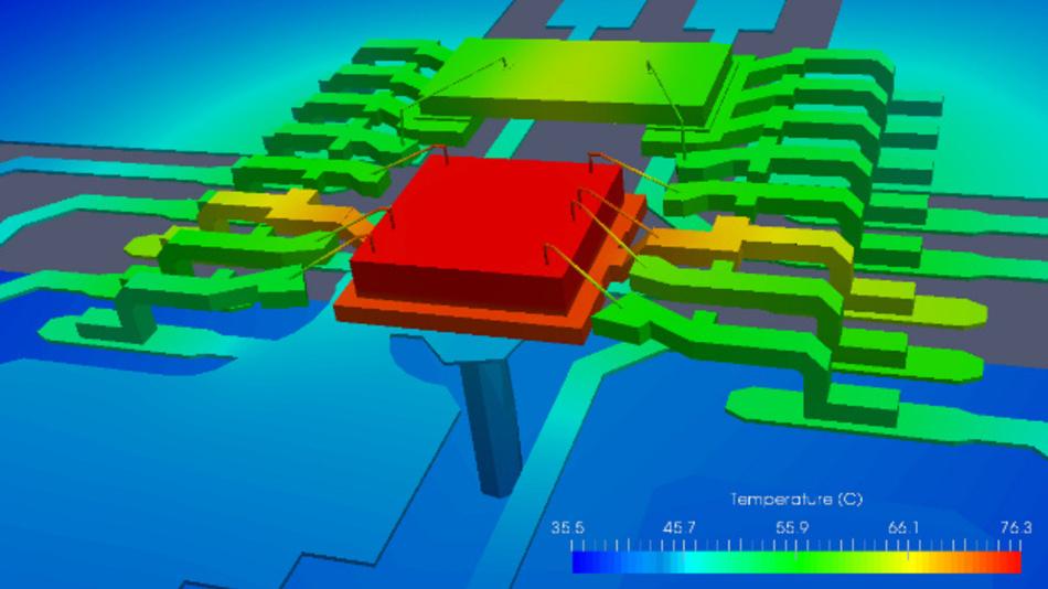 Cadence stellt mit dem Celsius Thermal Solver die erste vollständige elektrisch-thermische Co-Simulationslösung zur Systemanalyse vor.