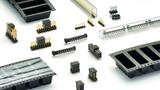 Bild 3: Stangenmagazin und Tape & Reel – beide Verpackungsarten sind sinnvoll für die automatisierte Bestückung von Leiterplatten- steckverbindern.
