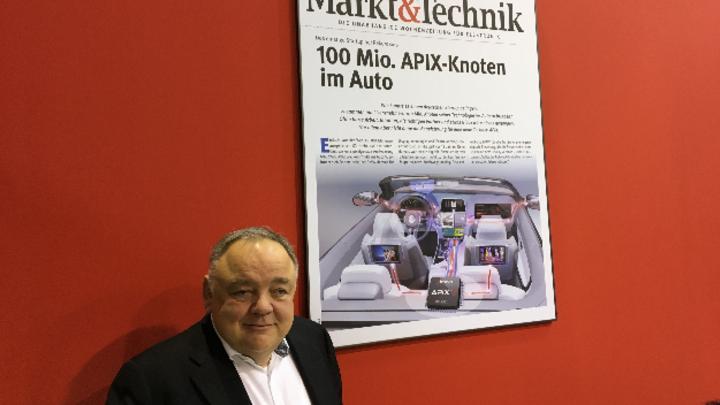 Robert Kraus, CEO von Inova und einer der Gründer der ISELED-Allianz: »Mit unserem neuen ILaS Bus Konzept auf Basis des ISELED-Protokolls können nicht nur LED-Elemente, sondern weitere Komponenten wie Matrix-LED-Leuchten, Sensoren und Aktoren in hohe