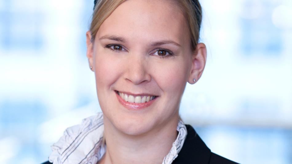 Katja Stolle heißt die neue Projektleiterin der electronica.