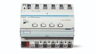 Der neue 4-Kanal DALI KNX easy Aktor TXA664D verfügt über eine easy-Programmierung mit Broadcast-Adressierung.