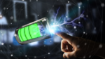 Capacity increase of Li-ion batteries