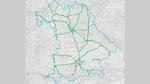 Netzabdeckung Autobahnen Bayern Telekom