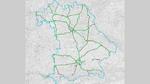 Netzabdeckung Autobahnen Bayern Vodafone