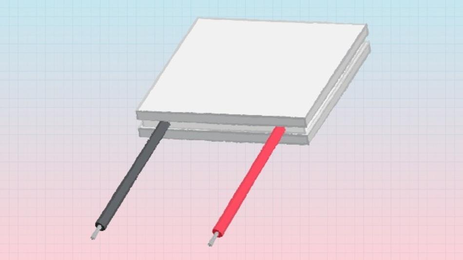 Peltier-Elemente basieren auf einer reinen Wärme-Übertragung.