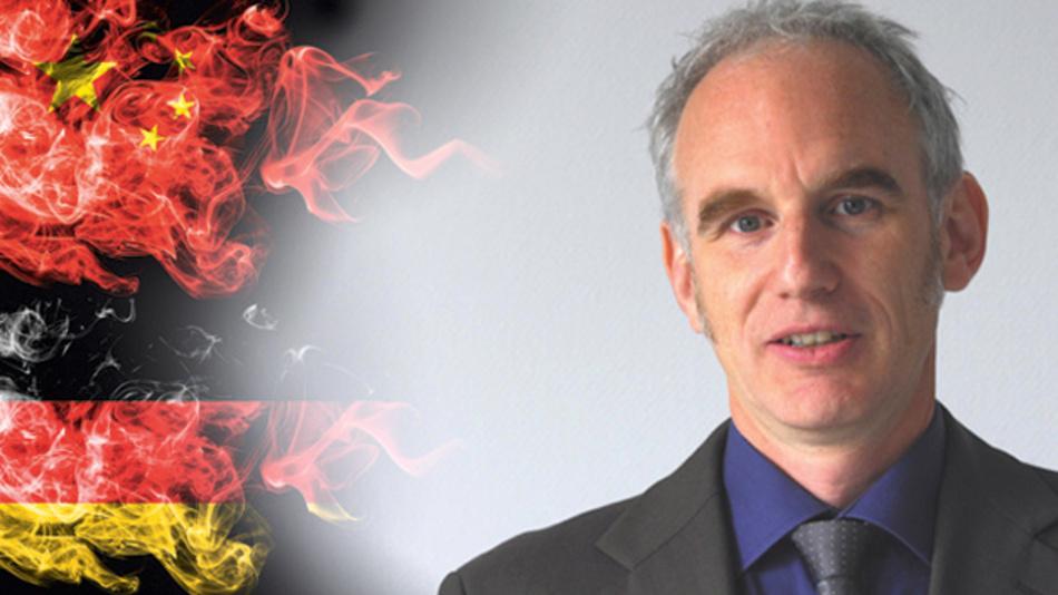 Dr. Thomas C. Simmons, Geschäftsführer des AMA Verbands für Sensorik und Messtechnik e.V. in Berlin