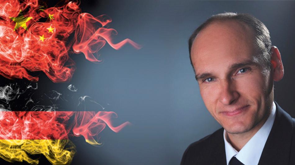 Boris Adlung, Vertriebsingenieur bei Rigol Technologies in Puchheim.