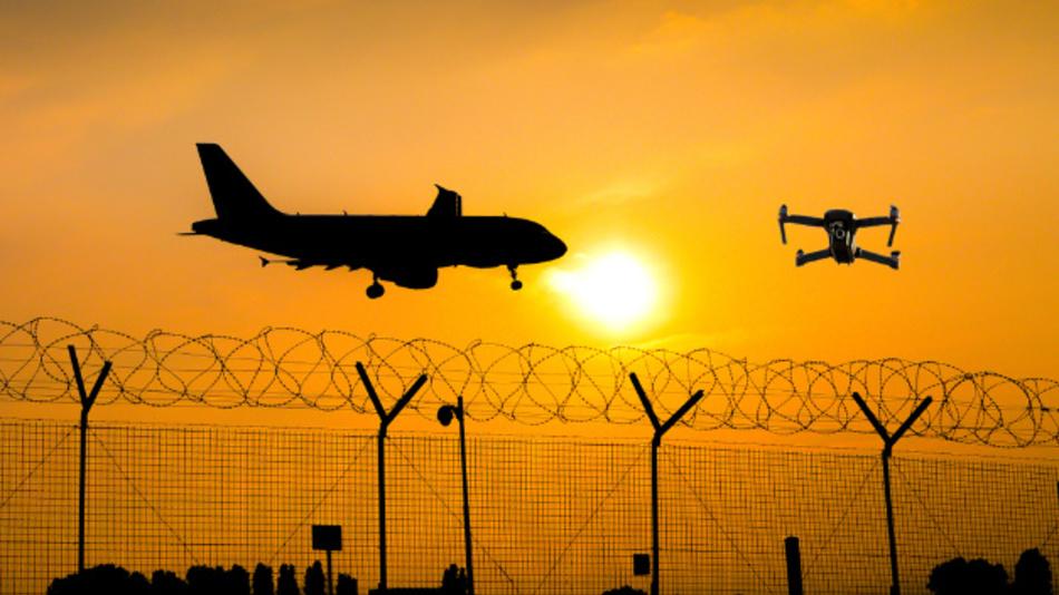 An deutschen Flughäfen sollen Systeme zur Drohnendetektion errichtet werden - Anbieter dafür gibt es genug.