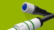 Elektroanschluss für Multikupplungen
