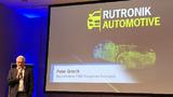 Den Rutronik Automotive Congress eröffnete der in der Automobilelektronik gut vernetzte Peter Gresch von PGUB.