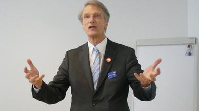 Dr. Carsten Emde, OSADL: »Die Entwicklung geht weiter – unter anderem zu einer durchgängigen und frei verfügbaren Lösung für Echtzeit-Ethernet mittels Anbindung an TSN.«