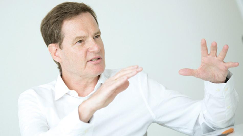 Dieter May, Osram Opto Semiconductors  »Eines muss jedem Mitarbeiter klar sein: Trotz der Veränderungen in der Industrie haben wir unsere Geschicke und unser Wachstum selber in der Hand. Wir müssen es nur anpacken.«