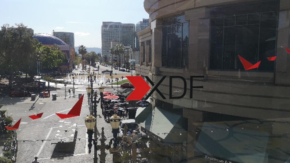 Das XDF 2019 findet wieder im Fairmont San José statt.