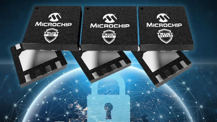 Auf der ersten Stufe (Trust&GO) der Trust Platform von Microchip ist die sichere Authentifizierung schon ab einer Mindestbestellmenge von zehn Stück möglich.