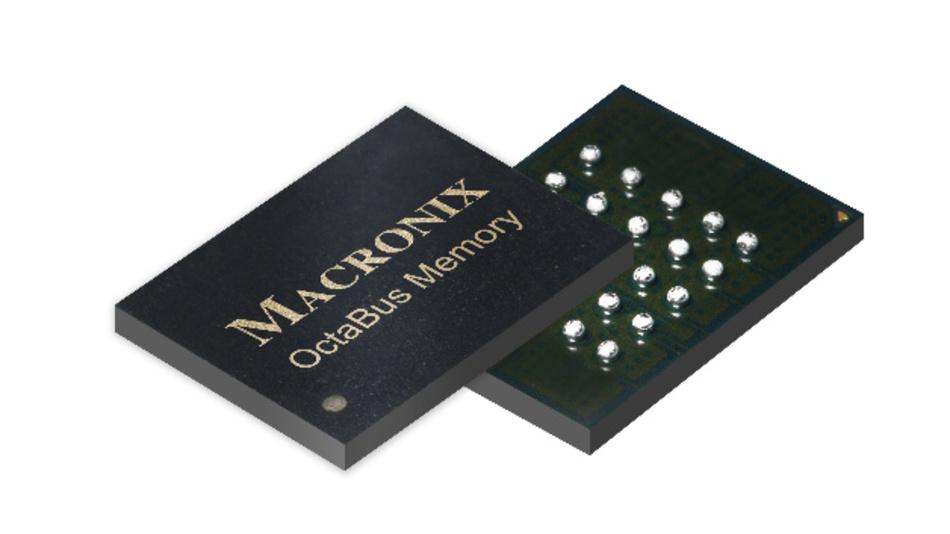Die OctaBus-Speicher von Macronix.