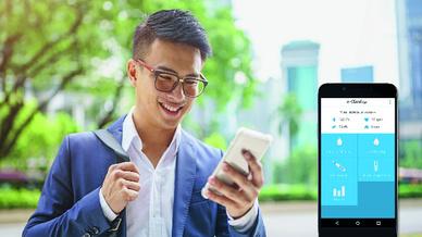 Transformation der diagnostischen KI: Telemedizin und frühzeitigen Krankheitserkennung mittels klinisch genauer Überwachung der Vitalparameter per Smartphone.