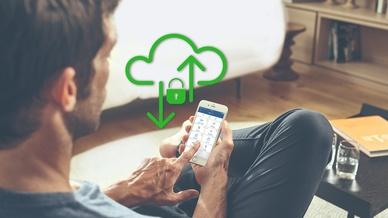 Dank BSI-zertifiziertem Rechenzentrum in Deutschland soll die LUXORliving-Cloud höchste Datensicherheit und zuverlässiger Schutz vor Manipulationen gewährleisten.