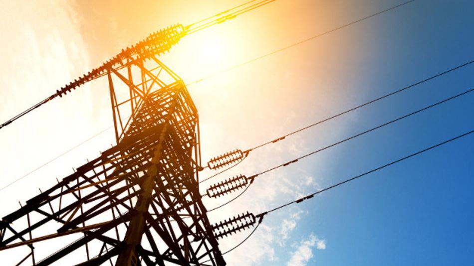 Kritische Infrastruktur: elektrische Energieversorgung.