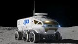 Mondfahrzeug von Jaxa und Toyota