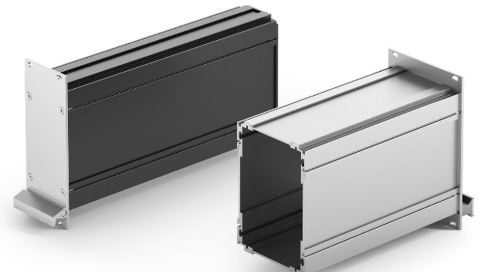 Einschubkassette mit variablen Dimensionen