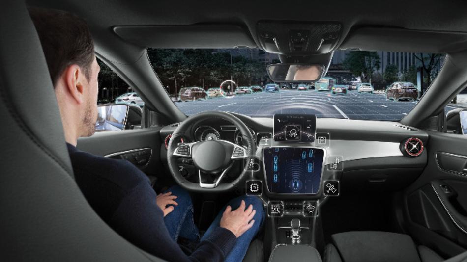 In der Testregion ALP.Lab stehen über 400 km an Strecke zum Testen für das automatisierte Fahren zur Verfügung.