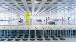 Baustelle Bosch Halbleiterfabrik RB300 in Dresden.