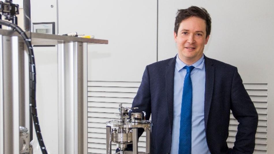 Prof. Markus Valtiner, Institut für Angewandte Physik der TU Wien