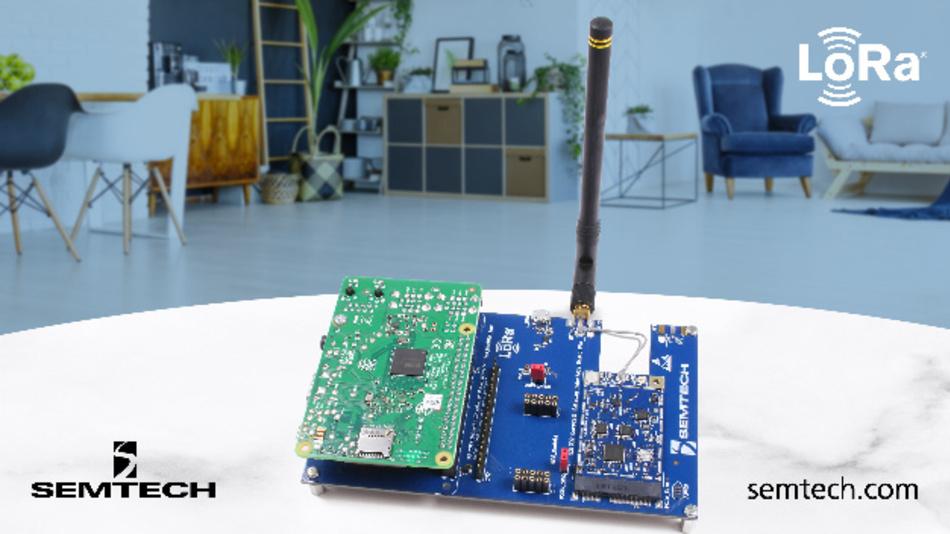 Mit Hilfe des Startet-Kits können Kunden konkrete Erfahrungen mit LoRa-Bausteinen und dem IoT sammeln.