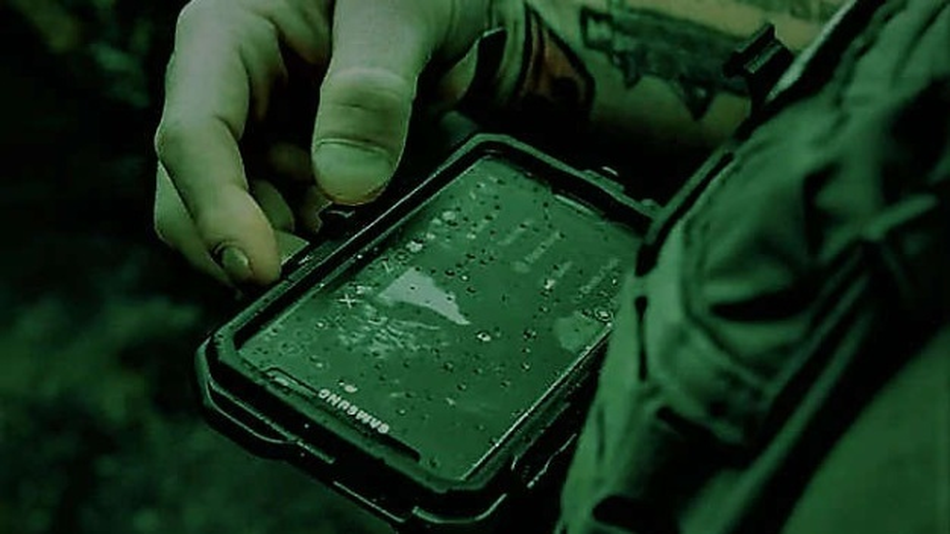 Das Galaxy S9 Tactical Edition ist eine besondere Variante des Mobiltelefons fürs Militär.