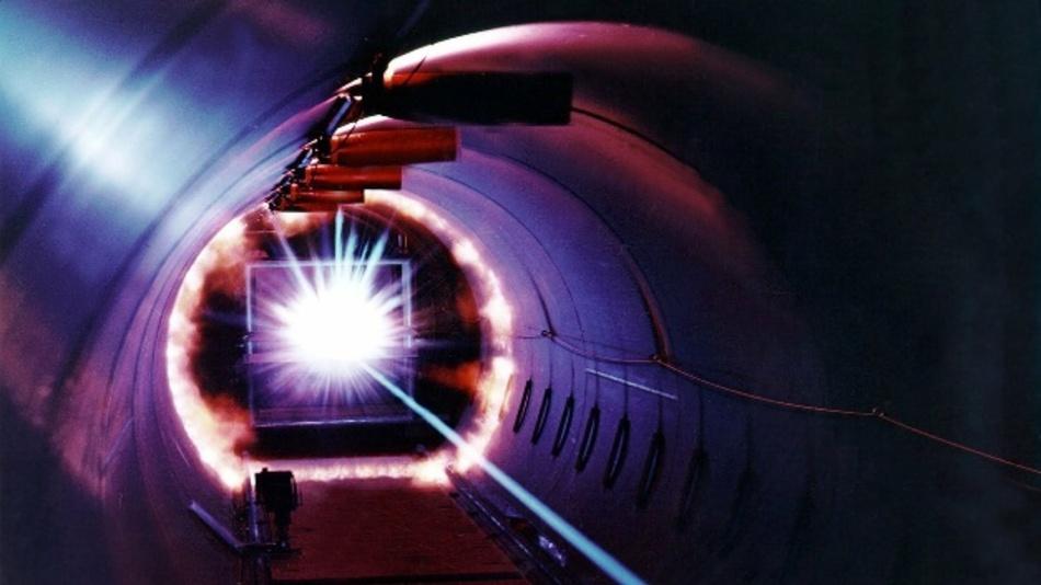 Symbolbild: Lasertechnik