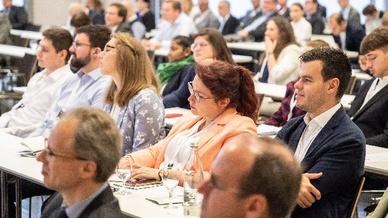 Auf dem MedTech Summit Congress & Partnering diskutieren Hersteller, Anwender und Forscher interdisziplinär zukünftige Entwicklungen der Branche.