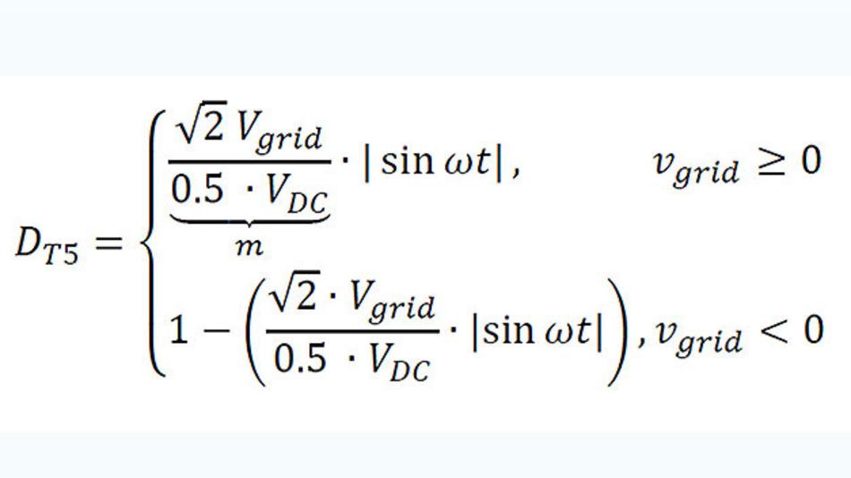 Formel Topologie und Modulation.