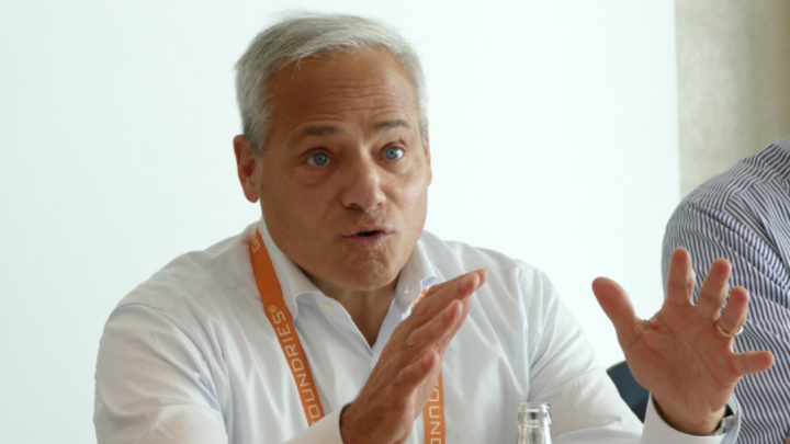 Globalfoundries Tech Conference 2019: Tom Caulfield, CEO.