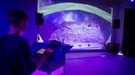 Virtuelle Welten bei der Langen Nacht der Wissenschaften an der TH Nürnberg.