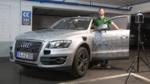 Forscher entwickeln autonomes Parkhaus-Management