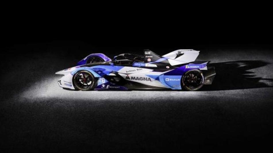 BMW präsentierte den neuen BMW iFE.20 für die Saison 6 der Formel E.