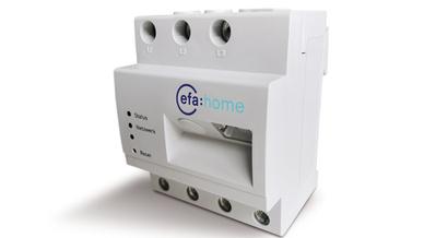 efa:home vernetzt sich intelligent mit Wechselrichtern, Speichern, Wärmepumpen und Ladeinfrastrukturen für Elektromobilität diverser Hersteller.