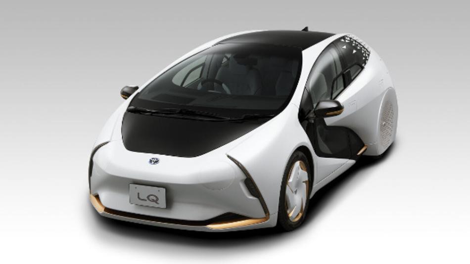 Der Toyota LQ wird von 24. Oktober bis 04. November 2019 auf der Tokio Motor Show präsentiert.