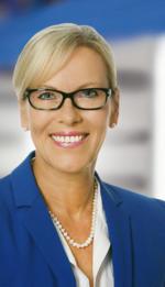 Porträtfoto: Andrea Bissinger, Director Sales Global, Rutronik24