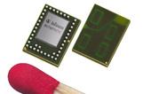 Der 5 mm x 6,5 mm große 60-GHz-Radarchip von Infineon ermöglicht Smartphones, Gesten zu erkennen, so dass die Nutzer es sehr einfach bedienen können.