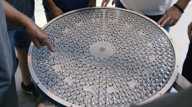 Rekord-LED-Flutlicht